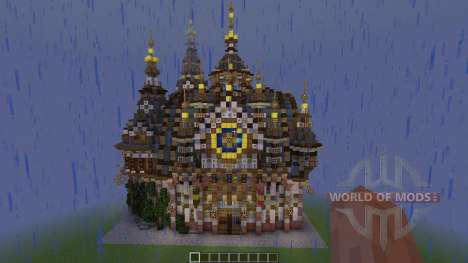 Townhall of Merovia [1.8][1.8.8] for Minecraft