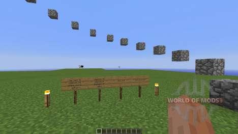 Spiral Parkour for Minecraft