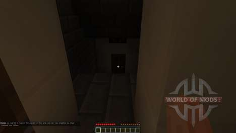 Horror Map [1.8][1.8.8] for Minecraft
