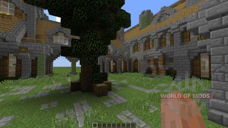 Medieval Rustic Inn for Minecraft