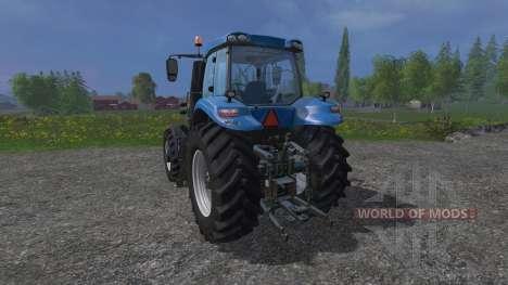 New Holland T8.435 v3.0 for Farming Simulator 2015