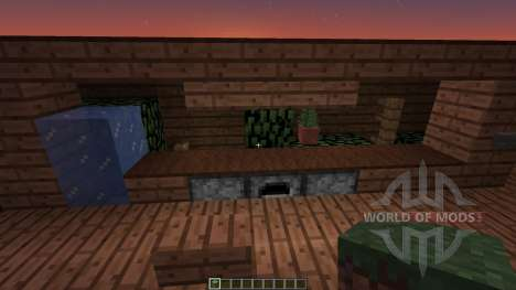 Life Ultramodern Eco House for Minecraft