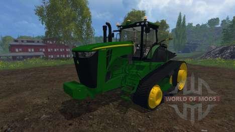 John Deere 9560RT for Farming Simulator 2015