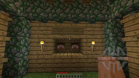 DeadCraft: Nacht der Untoten for Minecraft