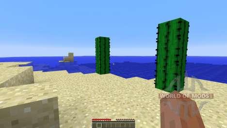 Survival Island v1.0 for Minecraft