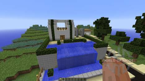 Little Sweet House for Minecraft