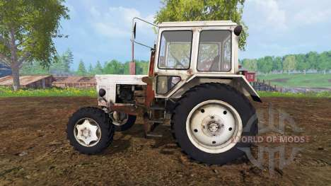 MTZ-80 v2.2 for Farming Simulator 2015