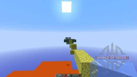 THE WORLDS HARDEST PARKOUR for Minecraft