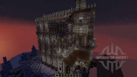 Alexanders Cathedral Fully Furnished for Minecraft