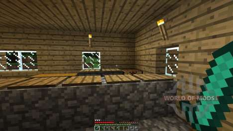 INDUSTRIA A BUILD for Minecraft