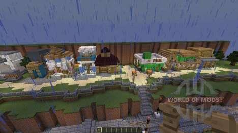 Animal Crossing New Leaf in Minecraft for Minecraft