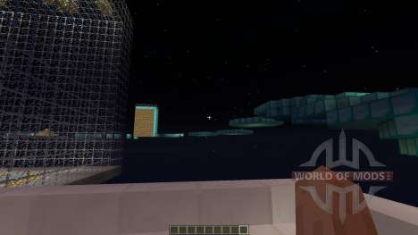 COMPETITIVE PARKOUR for Minecraft