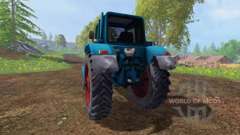 MTZ-82 front loader for Farming Simulator 2015