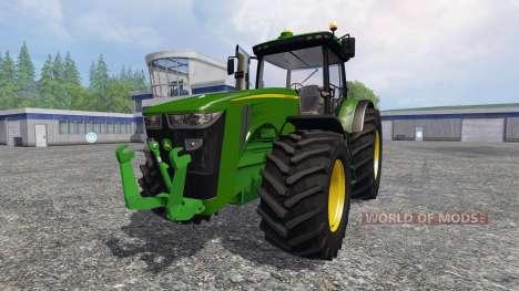 John Deere 8360R for Farming Simulator 2015