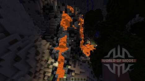 Survival Island ByteCube for Minecraft