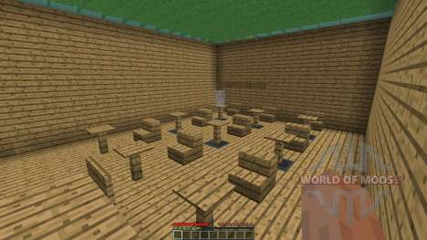 Escape Middle School for Minecraft