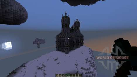 Airum The Cloud Manor for Minecraft