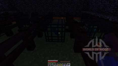Blocks vs Zombies 2 for Minecraft
