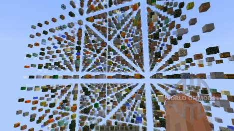 Sky Grid [1.8][1.8.8] for Minecraft