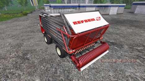 Reform Muli 550 v2.0 for Farming Simulator 2015