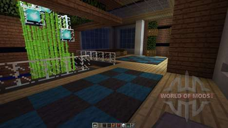 PLANINA A Modern House for Minecraft