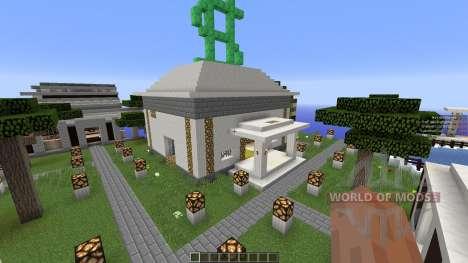 Greenwood for Minecraft