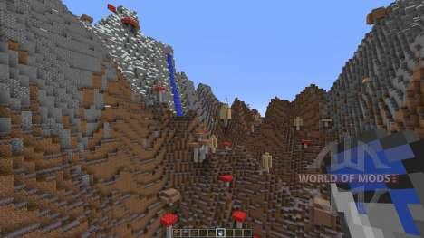 Mushroom Island V1 for Minecraft