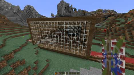 World O House for Minecraft