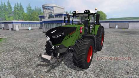 Fendt 1000 Vario v1.5 for Farming Simulator 2015