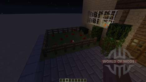 4 Privet Drive for Minecraft