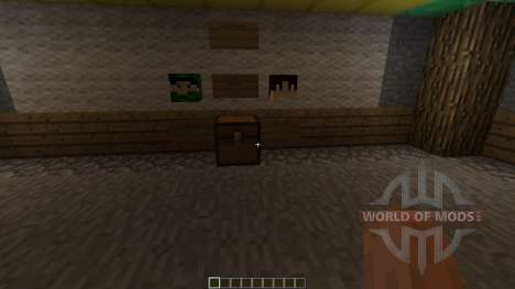 Dead House for Minecraft