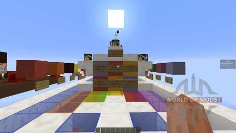 Crazy Jump Chalange for Minecraft