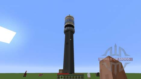 Torre Entel Chile for Minecraft