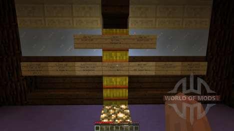 SenTineL Parkour for Minecraft