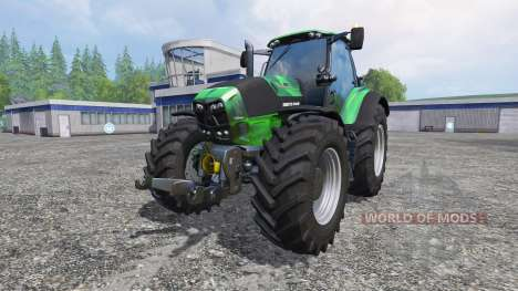 Deutz-Fahr Agrotron 7250 NOS Hardcore for Farming Simulator 2015
