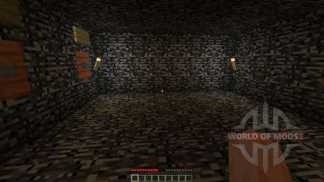 The TEST-chambers for Minecraft