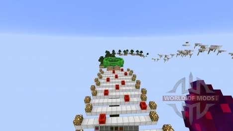 DEGIOUS JUMP for Minecraft