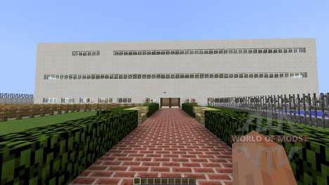 Minecraft High School [1.8][1.8.8] for Minecraft