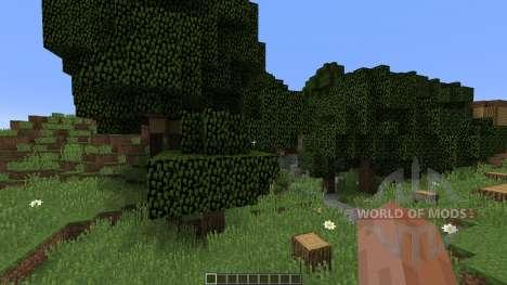 Sigurs Shack Atmosphere for Minecraft