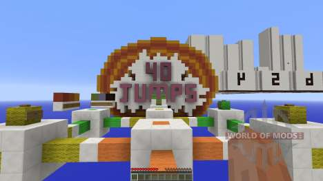 40 Jumps for Minecraft