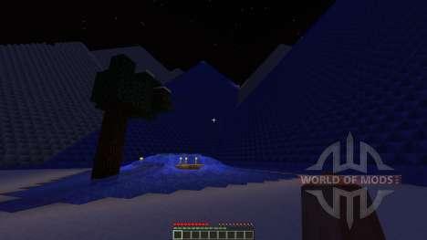 Die Lavine for Minecraft