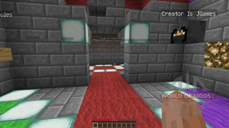 Bow Parkour [1.8][1.8.8] for Minecraft