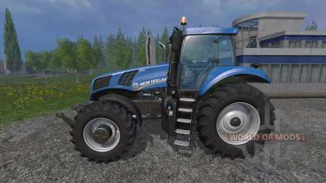 New Holland T8.435 v3.0 for Farming Simulator 2015