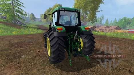 John Deere 6810 v1.3 for Farming Simulator 2015