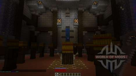 Triple Digits Arena [1.8][1.8.8] for Minecraft