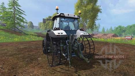 Lamborghini Nitro 120 Cage Wheels for Farming Simulator 2015