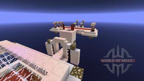 Space Games for Minecraft