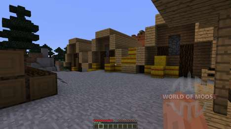 Shadows of Good and Evil for Minecraft
