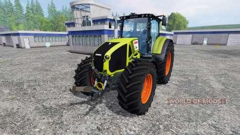 CLAAS Axion 950 v4.0 for Farming Simulator 2015