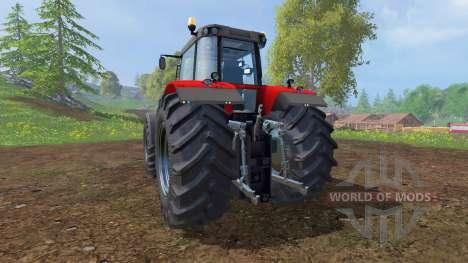 Massey Ferguson 7622 for Farming Simulator 2015